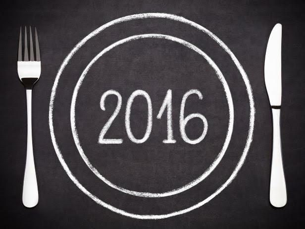 2016 resolutions